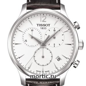 TISSOT CHRONO WHITE - копия